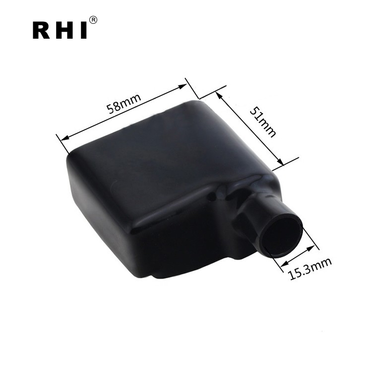 RHI is a manufacturer of vinyl dipping products like vinyl caps, hangle grips, vinyl wire end caps, terminal covers etc.